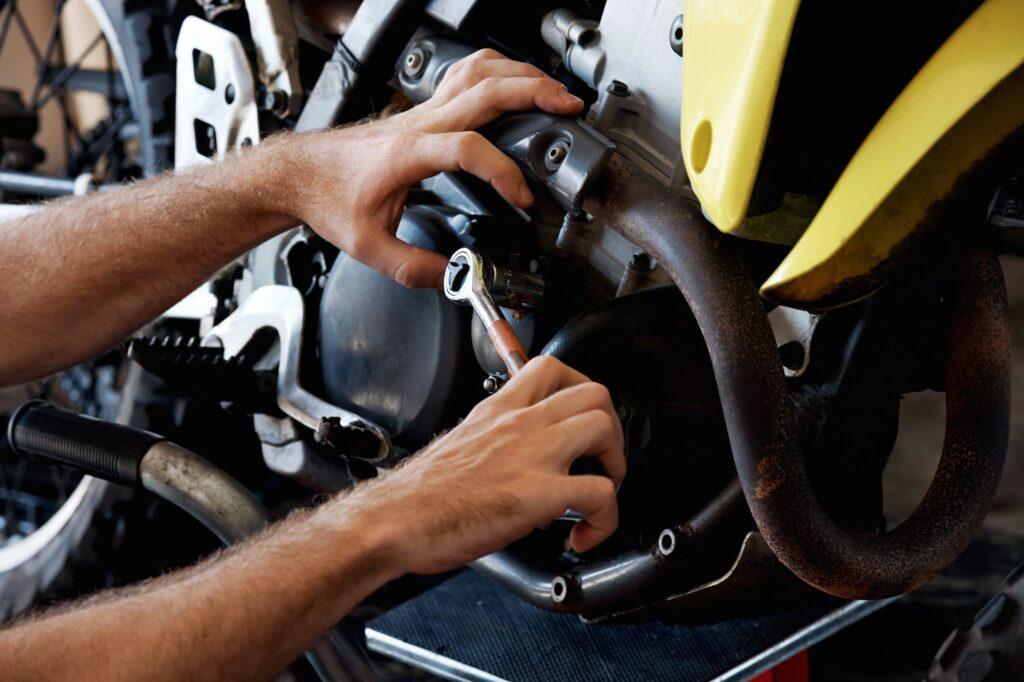 Motorcycle Servicing