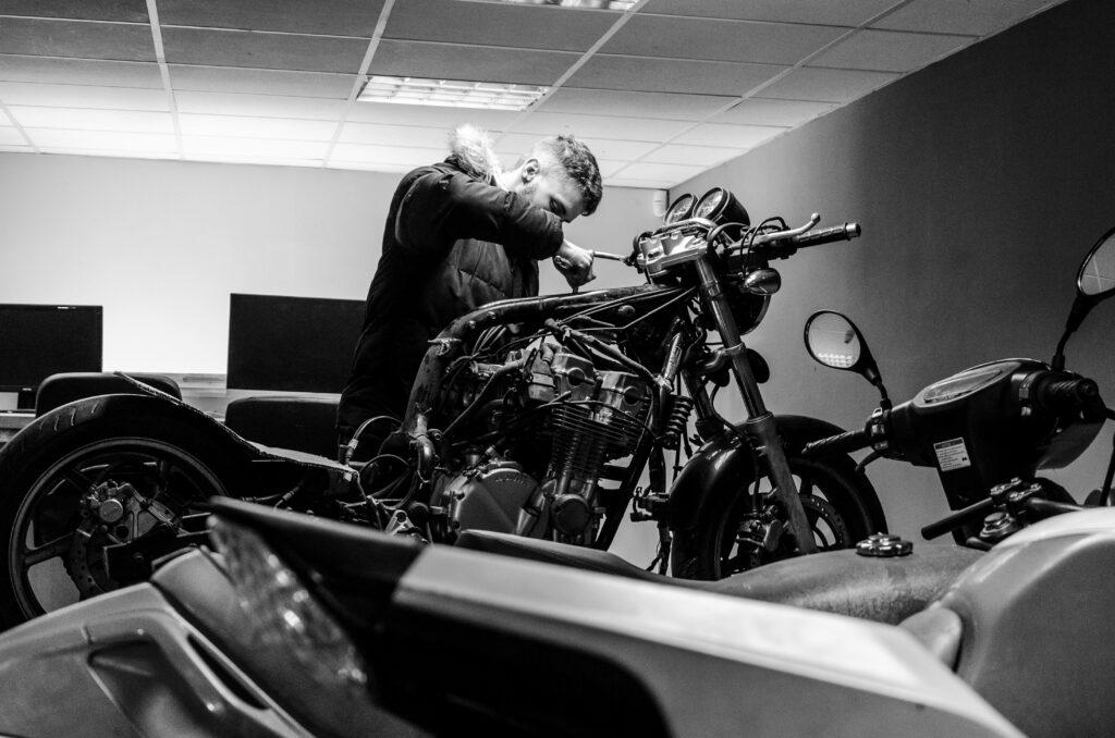 Coffee Racers - Custom Motorcycle Builders